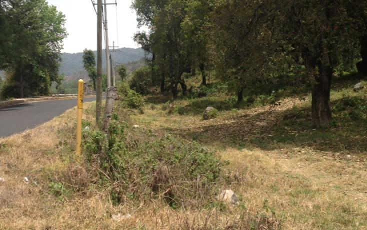 Foto de terreno habitacional en venta en san bartolo s/n , amanalco de becerra, amanalco, méxico, 1825093 No. 03
