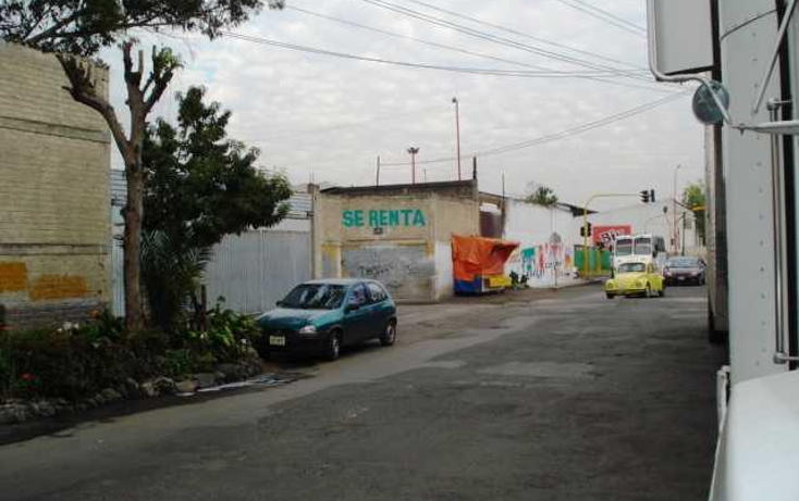 Foto de terreno industrial en venta en  , san bartolo tenayuca, tlalnepantla de baz, méxico, 1604206 No. 01