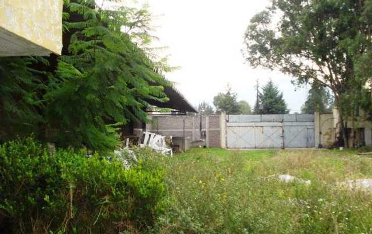 Foto de terreno industrial en venta en  , san bartolo tenayuca, tlalnepantla de baz, méxico, 1604206 No. 04