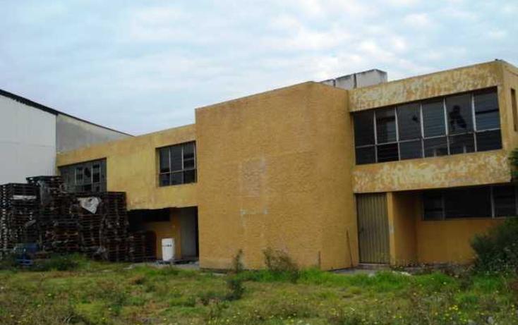Foto de terreno industrial en venta en  , san bartolo tenayuca, tlalnepantla de baz, méxico, 1604206 No. 08