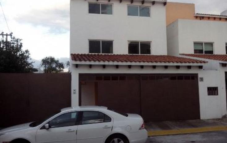 Foto de casa en venta en  , san bartolomé tlaltelulco, metepec, méxico, 1134383 No. 01