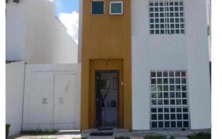 Foto de casa en venta en  , san bartolomé tlaltelulco, metepec, méxico, 1280687 No. 01