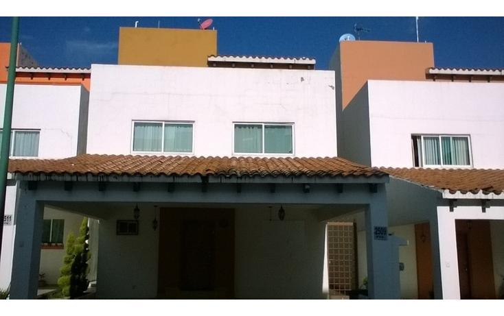 Foto de casa en venta en  , san bartolomé tlaltelulco, metepec, méxico, 1408213 No. 01