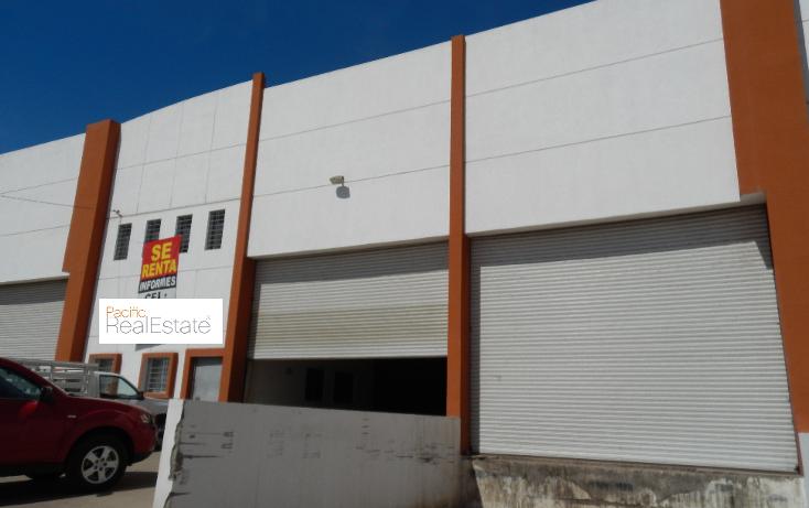 Foto de nave industrial en renta en  , san benito, culiacán, sinaloa, 1067113 No. 01
