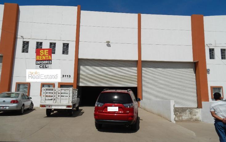 Foto de nave industrial en renta en  , san benito, culiacán, sinaloa, 1067113 No. 02