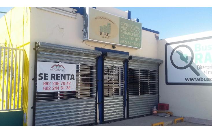 Foto de local en renta en  , san benito, hermosillo, sonora, 1410805 No. 01