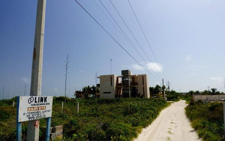 Foto de terreno habitacional en venta en  , san benito, ixil, yucatán, 2643876 No. 09