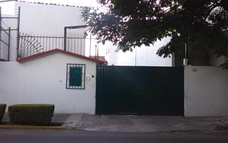 Foto de casa en venta en san bernardino 1, potrero de san bernardino, xochimilco, df, 1464581 no 01