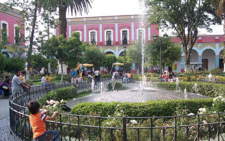 Foto de terreno habitacional en venta en  , san bernardino, texcoco, méxico, 897583 No. 01