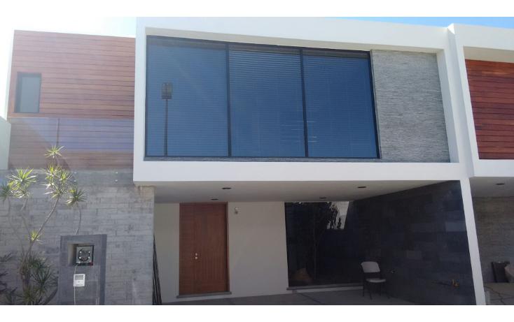 Foto de casa en venta en  , san bernardino tlaxcalancingo, san andrés cholula, puebla, 1518205 No. 01