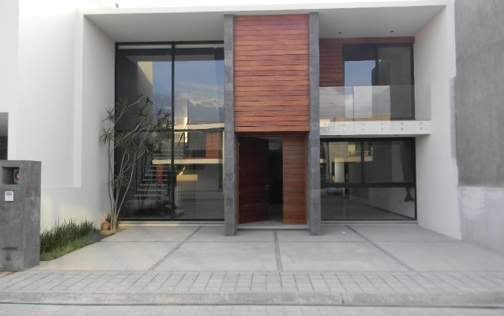 Foto de casa en venta en  , san bernardino tlaxcalancingo, san andr?s cholula, puebla, 1525555 No. 01