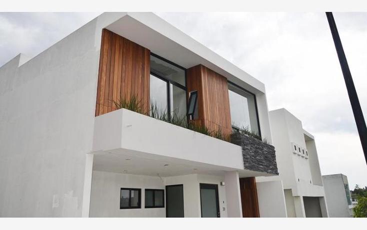 Foto de casa en venta en  , san bernardino tlaxcalancingo, san andr?s cholula, puebla, 1572306 No. 01
