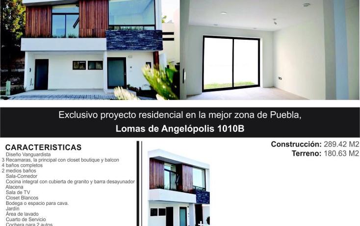 Foto de casa en venta en  , san bernardino tlaxcalancingo, san andr?s cholula, puebla, 1572306 No. 07