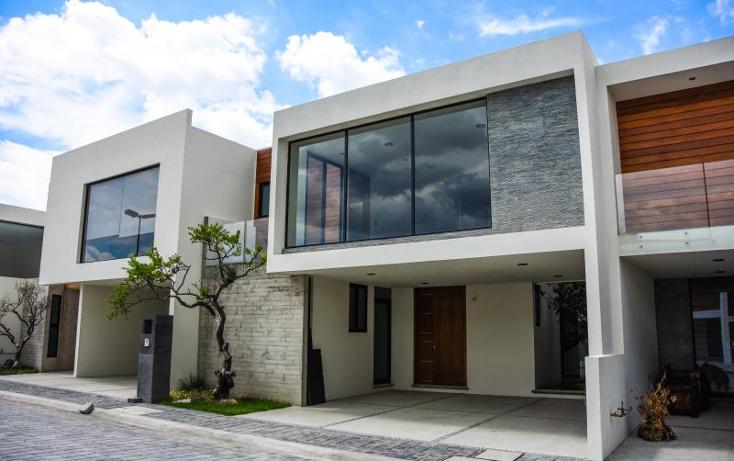 Foto de casa en venta en  , san bernardino tlaxcalancingo, san andr?s cholula, puebla, 1671396 No. 01