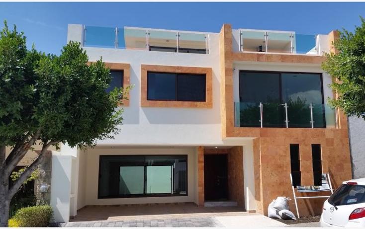 Foto de casa en venta en  , san bernardino tlaxcalancingo, san andr?s cholula, puebla, 1699578 No. 01