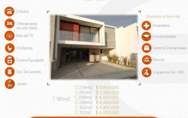 Foto de casa en condominio en venta en, san bernardino tlaxcalancingo, san andrés cholula, puebla, 1760712 no 02