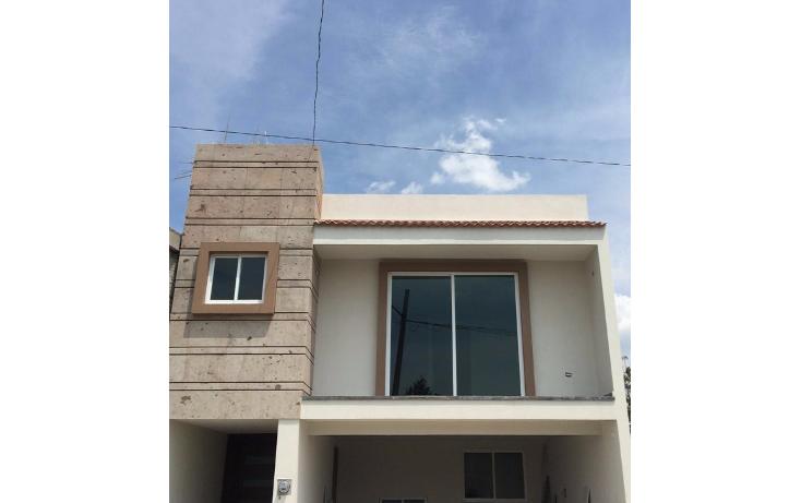 Foto de casa en venta en  , san bernardino tlaxcalancingo, san andrés cholula, puebla, 2001176 No. 01
