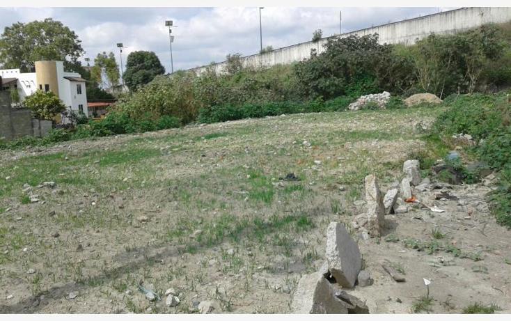 Foto de terreno habitacional en venta en  , san bernardino tlaxcalancingo, san andrés cholula, puebla, 991371 No. 01
