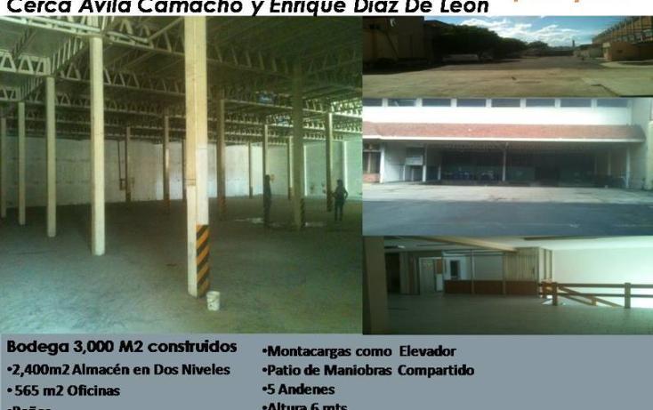 Foto de nave industrial en renta en  -, san bernardo, guadalajara, jalisco, 1907082 No. 01