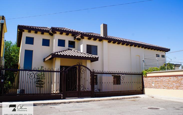 Foto de casa en venta en san borja , catavina, mexicali, baja california, 1044693 No. 01