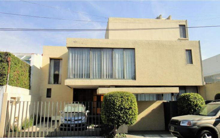Foto de casa en venta en san buenaventura 23, club de golf méxico, tlalpan, df, 1762374 no 01