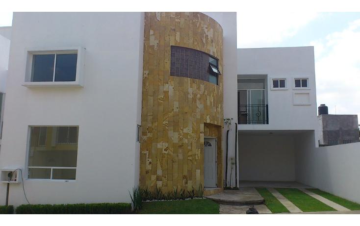 Foto de casa en venta en  , san buenaventura atempan, tlaxcala, tlaxcala, 1056835 No. 01