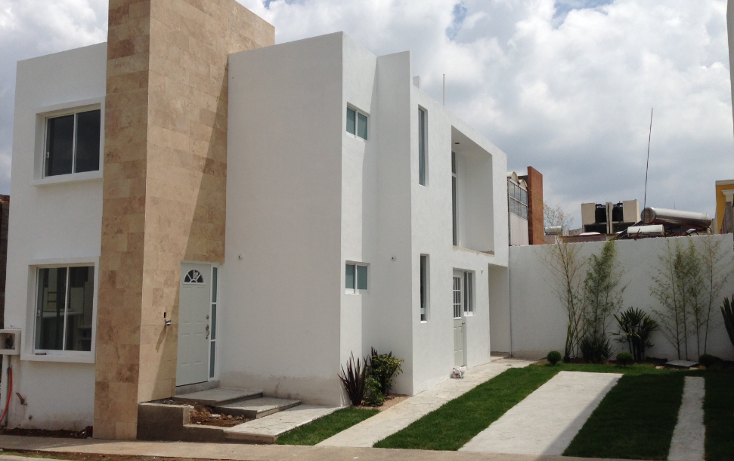 Foto de casa en venta en  , san buenaventura atempan, tlaxcala, tlaxcala, 1286113 No. 01