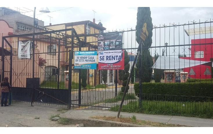 Foto de casa en venta en  , san buenaventura, ixtapaluca, m?xico, 1589076 No. 01