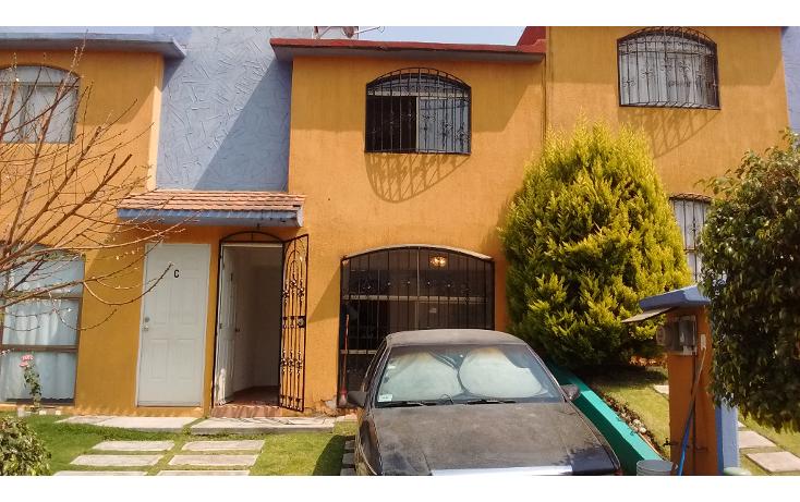 Foto de casa en venta en  , san buenaventura, ixtapaluca, méxico, 1680914 No. 01