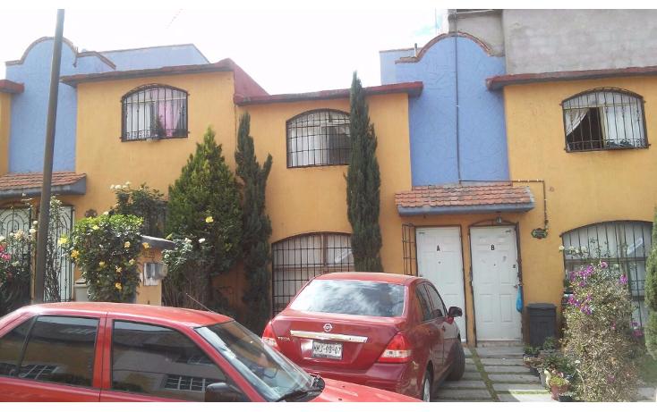 Foto de casa en venta en  , san buenaventura, ixtapaluca, m?xico, 1694608 No. 01