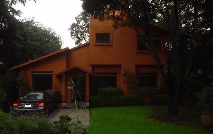Foto de casa en venta en  , san buenaventura, tlalpan, distrito federal, 976605 No. 03