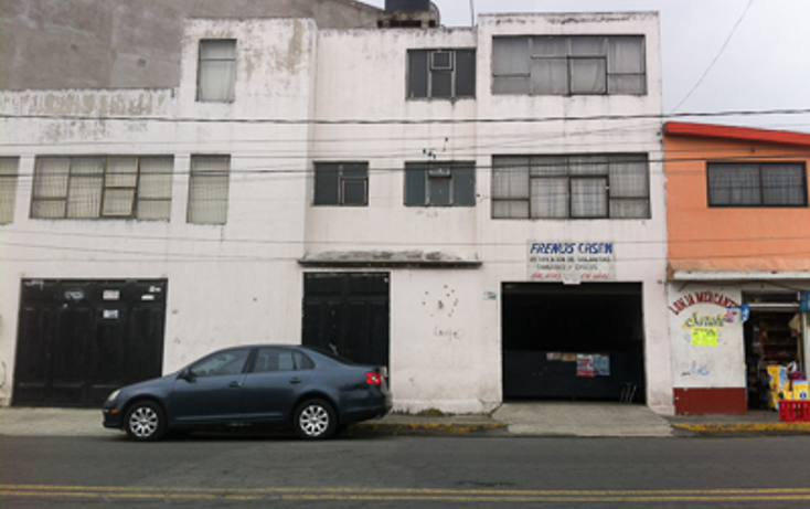 Foto de casa en venta en  , san buenaventura, toluca, méxico, 1064133 No. 01