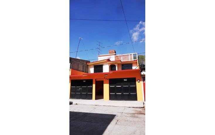 Foto de casa en venta en  , san buenaventura, toluca, méxico, 1985890 No. 01