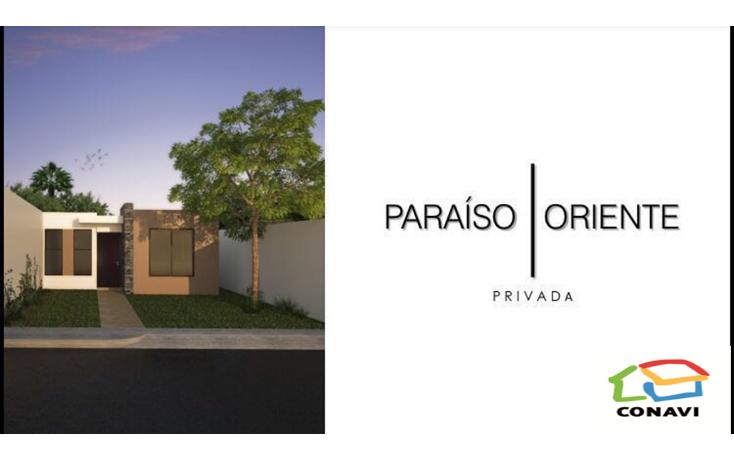 Foto de casa en venta en  , san camilo, kanas?n, yucat?n, 1779598 No. 01