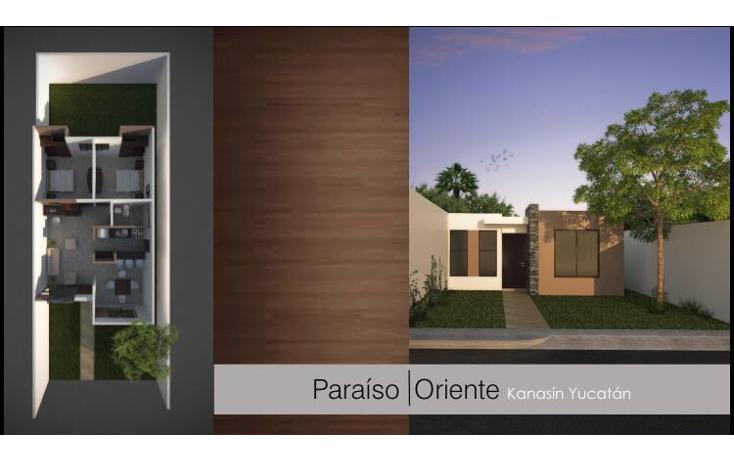 Foto de casa en venta en  , san camilo, kanas?n, yucat?n, 1779598 No. 02