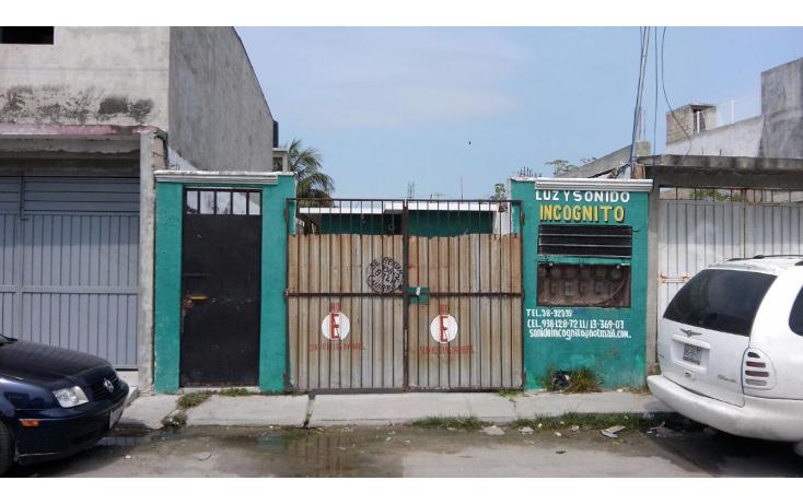Foto de terreno comercial en venta en  , san carlos, carmen, campeche, 1631978 No. 01