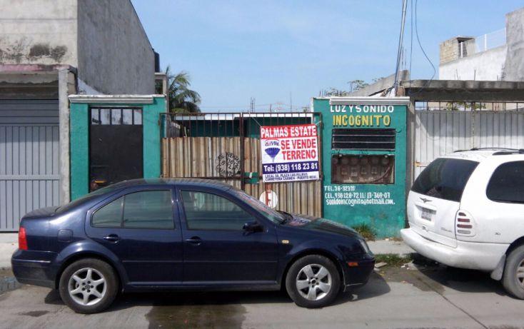 Foto de terreno comercial en venta en, san carlos, carmen, campeche, 1631978 no 04