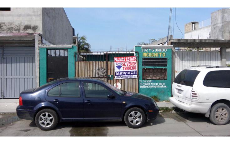 Foto de terreno comercial en venta en  , san carlos, carmen, campeche, 1631978 No. 04