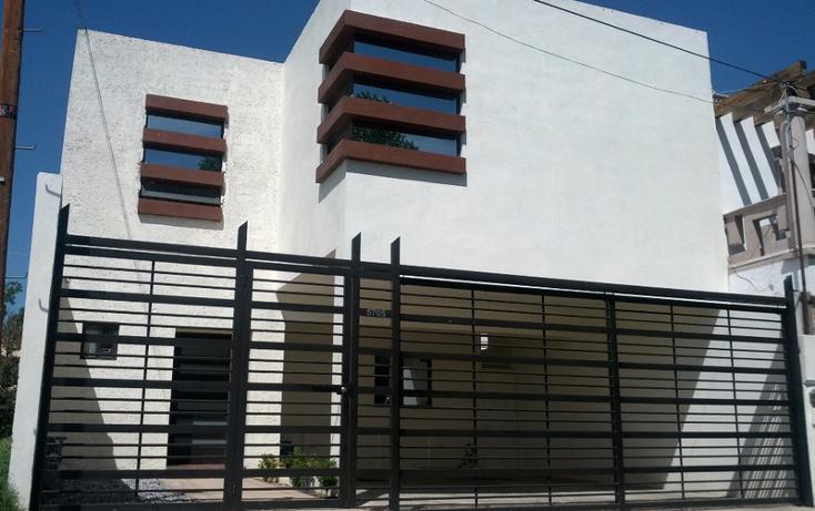 Foto de casa en venta en  , san carlos, chihuahua, chihuahua, 1854512 No. 01