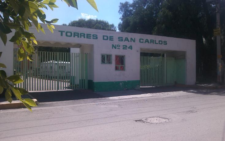 Foto de departamento en venta en  , san carlos, ecatepec de morelos, méxico, 1330703 No. 01