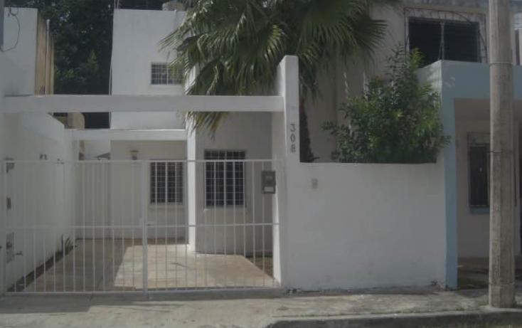 Foto de casa en renta en  , san carlos, m?rida, yucat?n, 1176217 No. 01