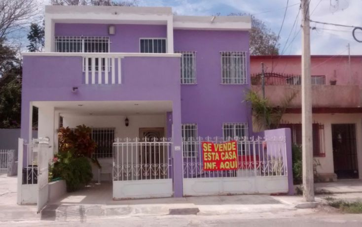 Foto de casa en venta en, san carlos, mérida, yucatán, 1680052 no 01