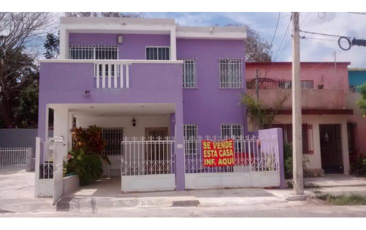 Foto de casa en venta en  , san carlos, m?rida, yucat?n, 1680052 No. 01