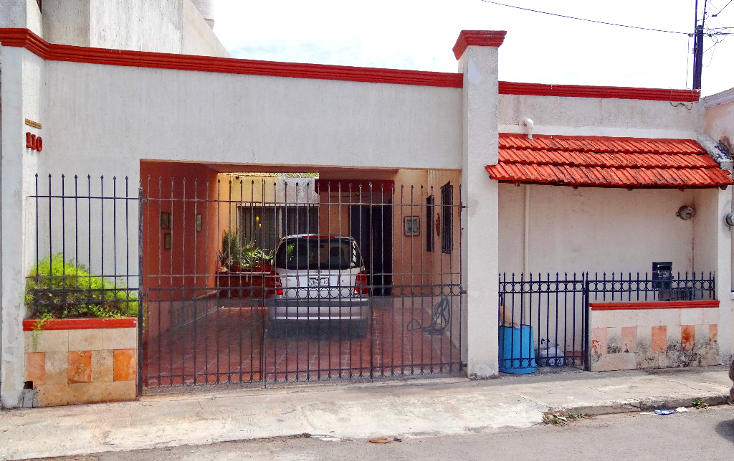 Foto de casa en venta en  , san carlos, mérida, yucatán, 1777624 No. 02