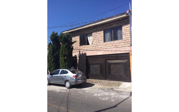 Foto de casa en venta en  , san carlos, metepec, méxico, 1040813 No. 01