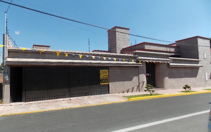 Foto de casa en renta en  , san carlos, metepec, méxico, 1066247 No. 01