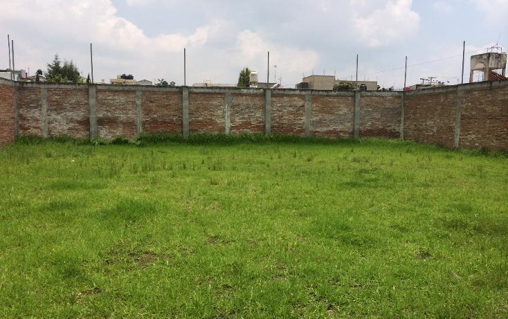 Foto de terreno habitacional en venta en  , san carlos, metepec, méxico, 1148733 No. 02