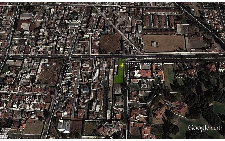 Foto de terreno habitacional en venta en  , san carlos, metepec, méxico, 1148733 No. 03