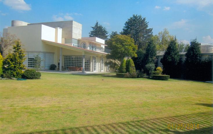 Foto de casa en venta en  , san carlos, metepec, méxico, 1188245 No. 01
