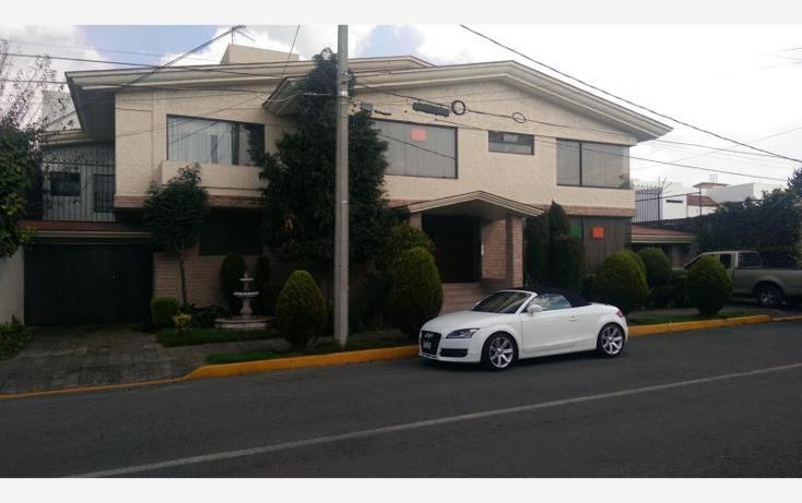 Foto de casa en renta en  , san carlos, metepec, méxico, 1457797 No. 01